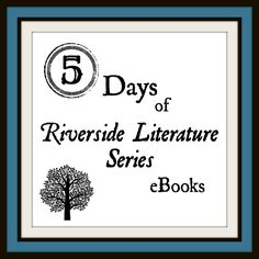 Our Riverside Literature Series journey began innocently at a library book sale. Public Domain Books, Classical Education, Charlotte Mason, Library Books, Inspire Me, Homeschooling, Literature, Encouragement, Ebooks