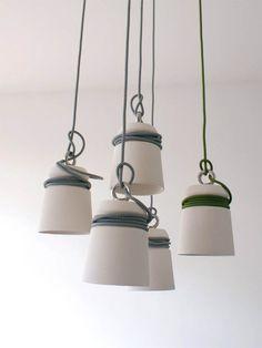 Лампы на тросах (Интернет-журнал ETODAY)