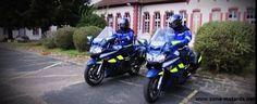 Zone-Motards : Devenir Gendarme motocycliste