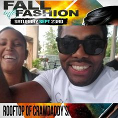"""""""Fall In To Fashion"""" Rooftop Fashion show! Quick Look behind the scene rehearsal with promoter Justin Coleman, Model LaToya Tee & more... Limited number of tickets available! (Eventbrite link below) They will go fast so get yours today! https://fallintofashion923.eventbrite.com #fall #fashion #runway #fashionweek #projectrunway #models #beauty #shoes #bags #clothes #sexy #litty #fun #runwaymodel #fabric #mood #design #designer  Via  https://www.instagram.com/p/BY16IQwhMMg/  Cute Dresses…"""