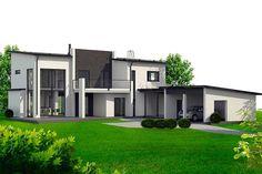 Casa Forte | Forte Kivitalot 203/263m2