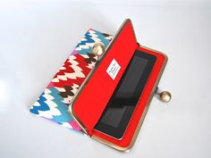 iPad  and Kindle Fire  Clutch Case