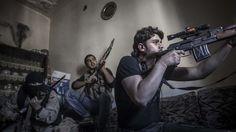 La maldita guerra de Siria y sus malditas consecuencias