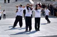 Hoboillusionerz at Syntagma sponsored by Creative People Creative People, Dance, Dancing
