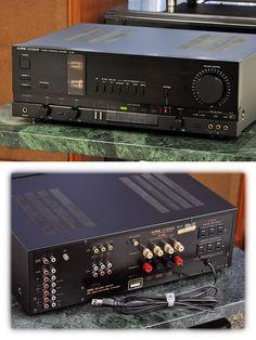 ALPINE/LUXMAN LV-105