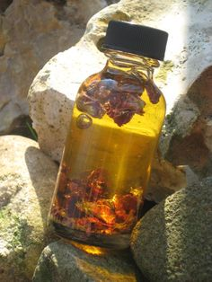 Hoodoo Magick Rootwork:  Oshun's Blessing Honey Jar, #Hoodoo, #Voodoo.