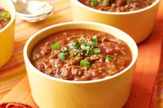 The Only Easy Chili Recipe You Need