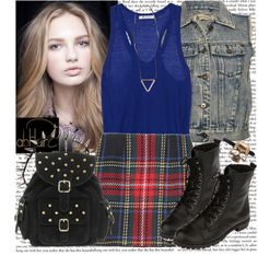 """Untitled #220"" by christinavakidou ❤ liked on Polyvore"