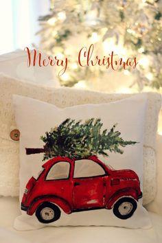 Craftberry Bush 2014 Christmas Home tour-- DREAMY.
