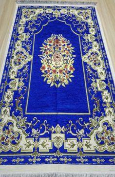 NEW Turkish islamic prayer rug - CARPET - Mat Namaz Salat Musallah islamic Gift