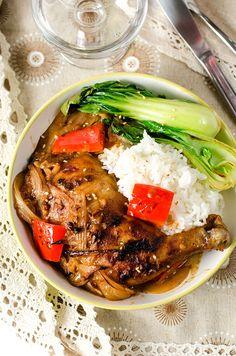 African Chicken | omnivorescookbook.com