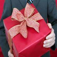 Lista com presentes de Natal para Homem