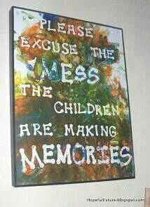 Use sticker letters. Then finger paint, and peel off stickers.