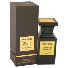 Tom Ford Tobacco Vanille By Tom Ford Eau De Parfum Spray 1.7 Oz