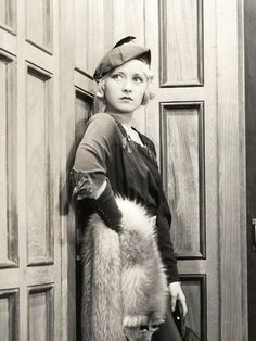 """Joan Blondell - Quite a few years after this pic was taken, Miss Blondell had a substantial part in the film """"Grease"""" starring Olivia Newton-John and John Travolta."""
