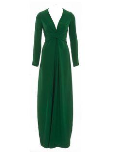 Burda 12/2011 goddess dress