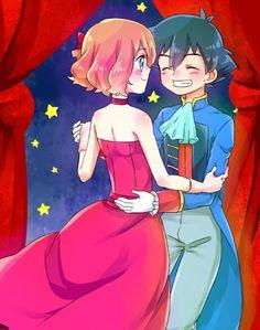 Amourshipping♥