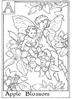 http://fairycoloringpages.blogspot.com/search/label/FLOWER FAIRIES