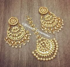 Ethnic Goldtone Indian Wedding Necklace Earring Set Temple Jewelry-bns17-par Fine Quality Bridal & Wedding Party Jewelry Engagement & Wedding