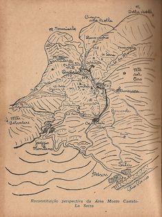 Map of Monte Castelo