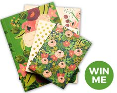 Win these Rifle Paper Co journals http://prettypaperthings.com/?p=5988