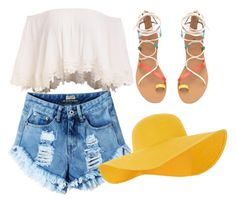 """""""summery"""" by danifashionblog on Polyvore featuring Accessorize"""