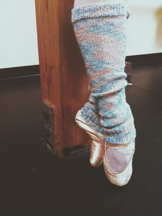 Free ballerina leg warmers knitting pattern