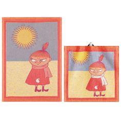 Ekelund Moomin Little My Sun Tea Towel  $16.00-$18.00