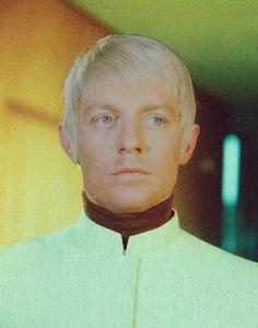 Commander Ed Straker.