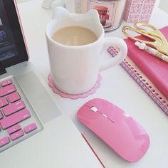 Pink & girly ♡ @ thatsheart on instagram