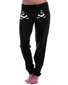Sweatpants - Bats by Too Fast. Up to XL.