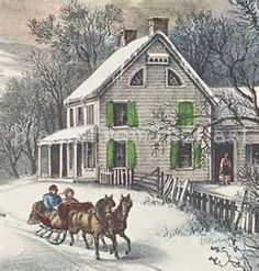 Currier and Ives Winter Prints - Bing Images