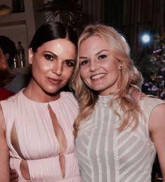 Lana and Jen❤