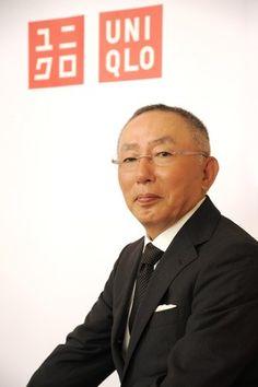 Tadashi Yanai. Desde que en 1984 abriese la primera tienda de ropa Uniqlo en Hiroshima hasta 2009, año en el que se convirtió en el hombre más rico de Japón, Tadashi Yanai ha ido construyendo un imperio económico mundial.