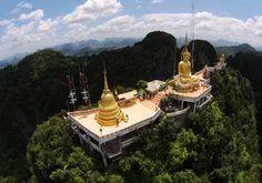 Tiger Cave Temple : Krabi, Thailand