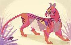 Studio Killers - Tigress Jenny.