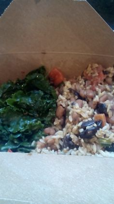 Beans Greens and Rice a Mississippi Market Favorite...