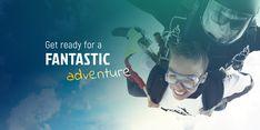 GoJump Timisoara - Club de parasutism sportiv - GoJump Tandem Jump, Club, Adventure, Sports, Movie Posters, Movies, Skydiving, Hs Sports, Films