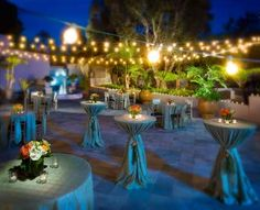 Southern California Wedding Venue Splendid Outdoor Terrace In Orange County