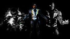The CW. Where heroes are born. Black Lightning strikes in 2018!