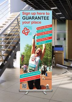 Need pop up banners ?   Talk to Simon about options available for you to present your brand!