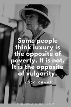 Inspiring Coco Chanel Quotes and Sayings (With Images) – fashion quotes inspirational Estilo Coco Chanel, Coco Chanel Fashion, Chanel Men, Chanel Bags, Chanel Handbags, Quotes To Live By, Me Quotes, Wisdom Quotes, Style Quotes