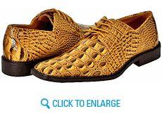 Bolano Cappi-153 Butter Scotch Mens Dress Shoes