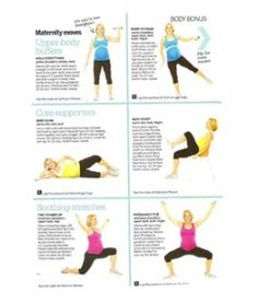 I NEED to keep doing this! #maternity #fitness