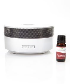 Love this White Aromatherapy Spa Diffuser by Plant Therapy on #zulily! #zulilyfinds