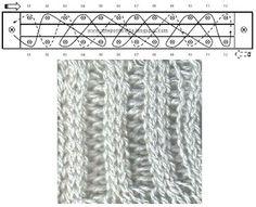Plus de 30 façons (points) d utilisation du tricotin rectangulaire Tricot  Kit, a0cf632c620
