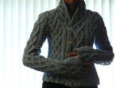 Fireside Sweater Knitting pattern by Amber Allison | Knitting Patterns | LoveKnitting