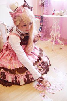 Lolita Playing Cards