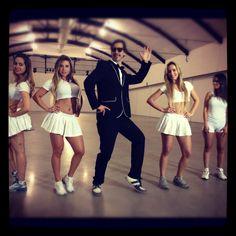 Gangnam Style Brasil / Rouba Style