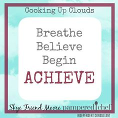 Getting ready to make some goals and then to make those goals happen! What's your favorite #rule for achieving your #goals?  #cookingupclouds